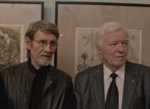 В.И.Табанин и А.С.Чаркин