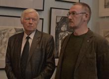 А.С.Чаркин и А.Н.Базанов