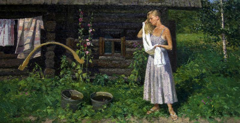 Фильм о женщинах в русской бане